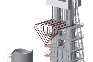 7 QualiCal lime shaft-kiln featuring Carbotechnik particulates dosing