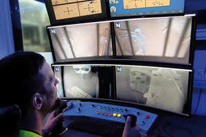 3 The QuadrigaPilot controls the Quadriga from the ControlCenter