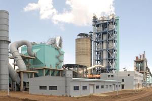 10 Large cement plant in Ethiopia