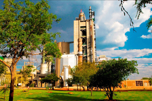 18 Dwaalboom cement plant in South Africa