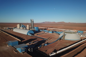 16 Bechar cement plant in Algeria