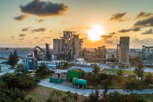14 Mombasa cement plant in Kenya