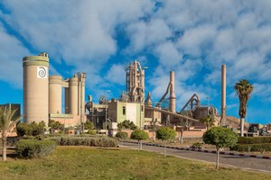 4 Marrakesch cement plant in Morocco