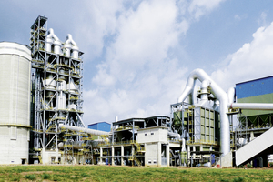 15 Integrated cement plant in Togo