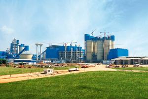 13 Obajana cement plant in Nigeria