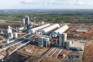 9 Large cement plant in Tanzania