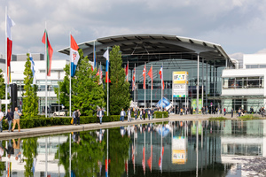 """<div class=""""bildtext_en"""">1 IFAT has registered a number of exhibitors that is similar to the 2018 edition</div>"""