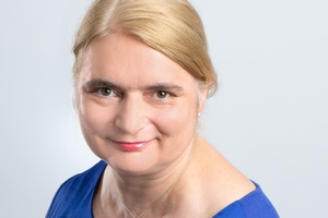 Dr. Petra Strunk, Editor-in-Chief ZKG Cement Lime Gypsum