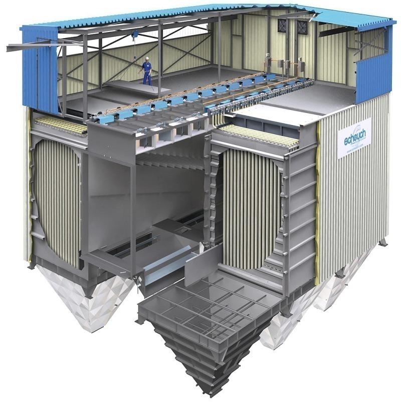 Trends Bei Prozessfiltern In Der Zementindustrie Zement