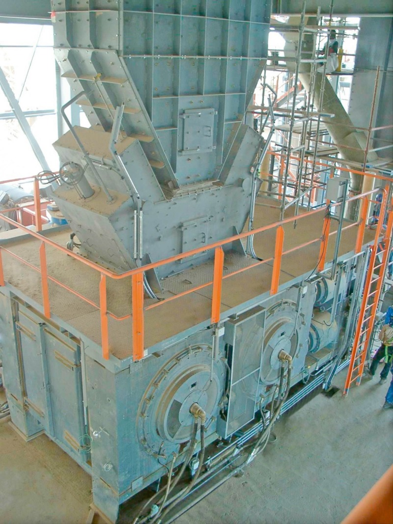 Cement Plant Grinding : New cement grinding plants lime gypsum