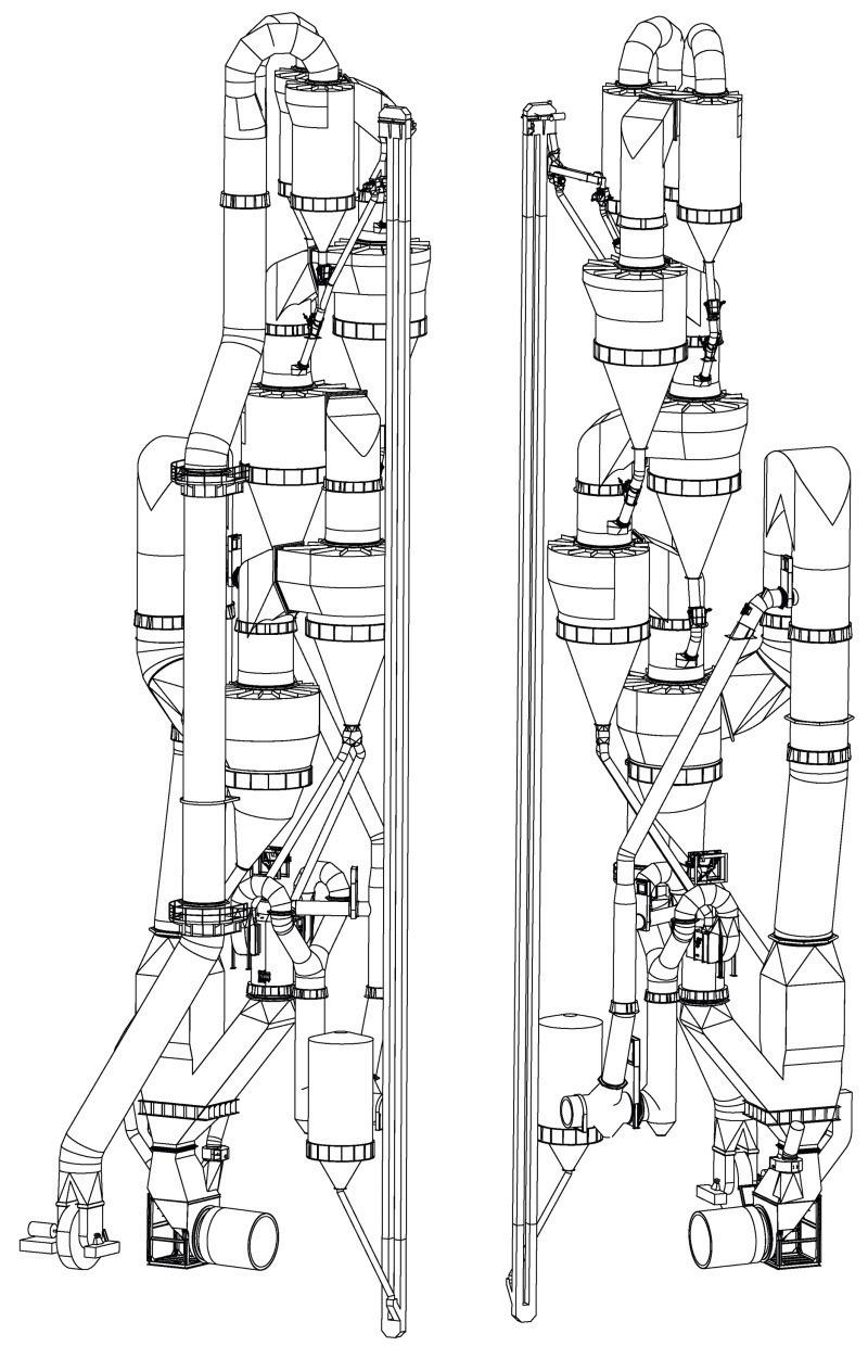 Entstaubung von Prozessgasen durch optimierte Zyklonsysteme - Zement ...