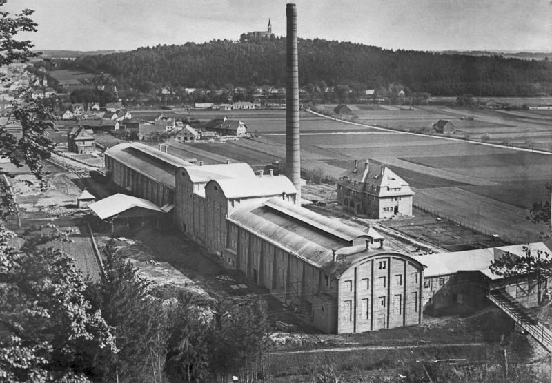 Zementwerk Burglengenfeld
