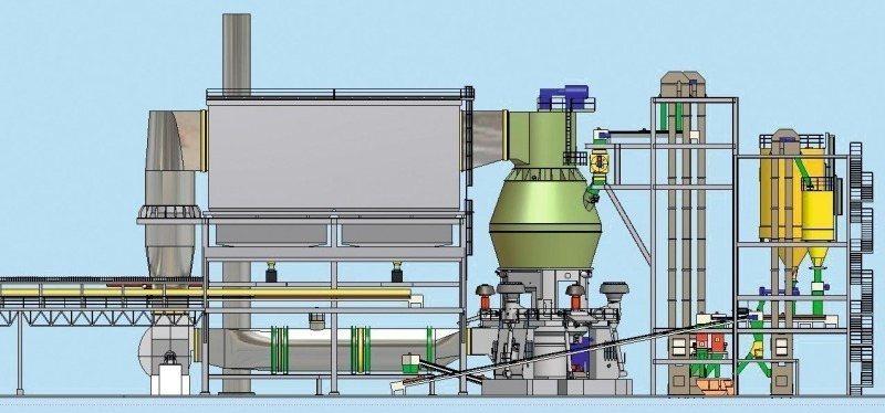Cement Grinding Plant : Europe s largest cement mill goes to turkey lime