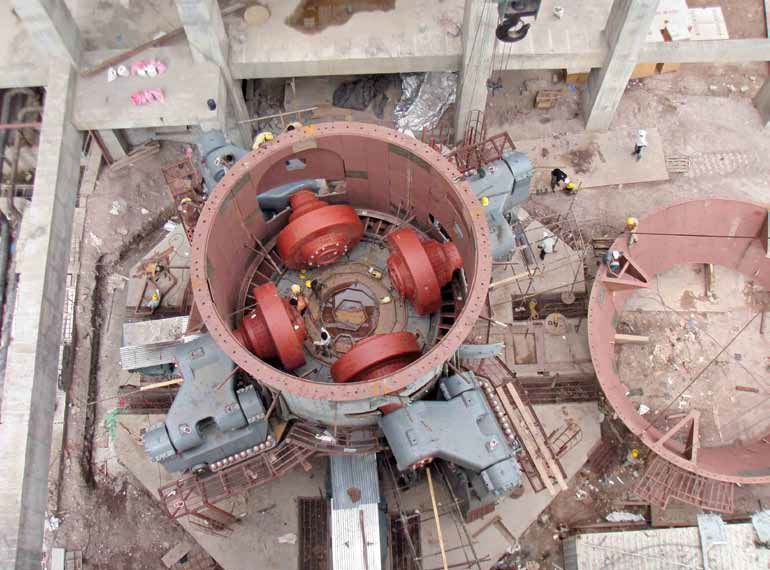 Cement Grinding Plant : Market trends in vertical mills for the cement industry