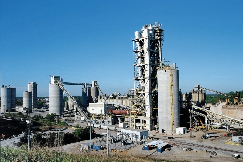 Biggest Concrete Plant In The Usa : Lafarge holcim s cement rivals in the americas