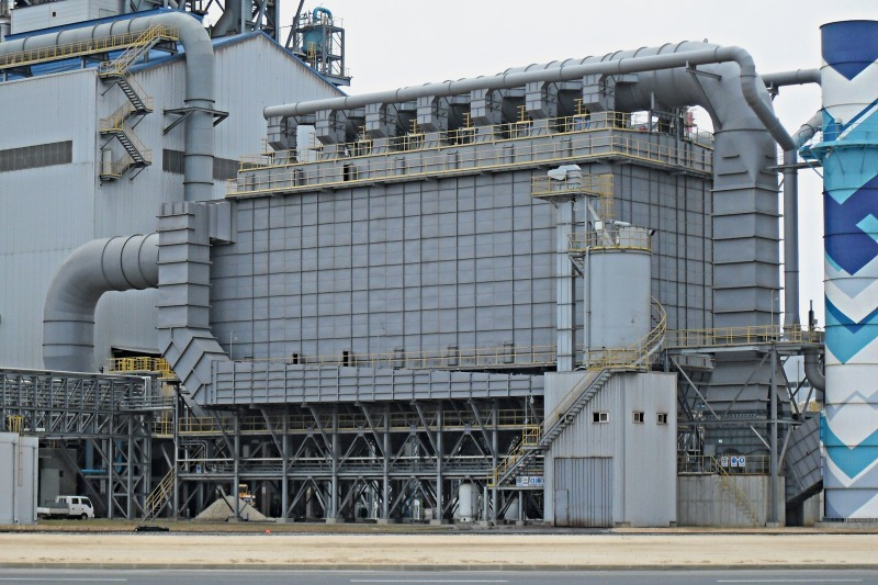 Bagging Cement Plants : Reduced emissions by optimizing the ­efficiency of filter