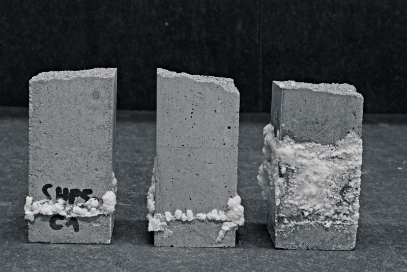 Concrete Vs Cement Vs Mortar : New silicone resin based hydrophobic powder for the drymix