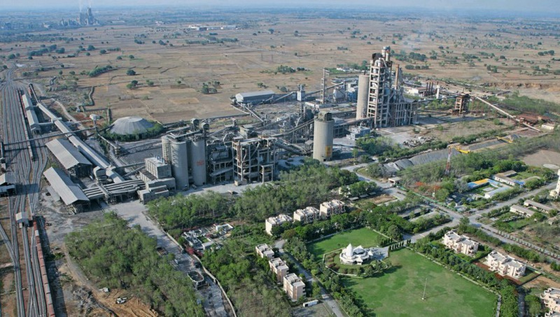 World Larest S Cement Plant : Recovery of india s cement industry lime gypsum