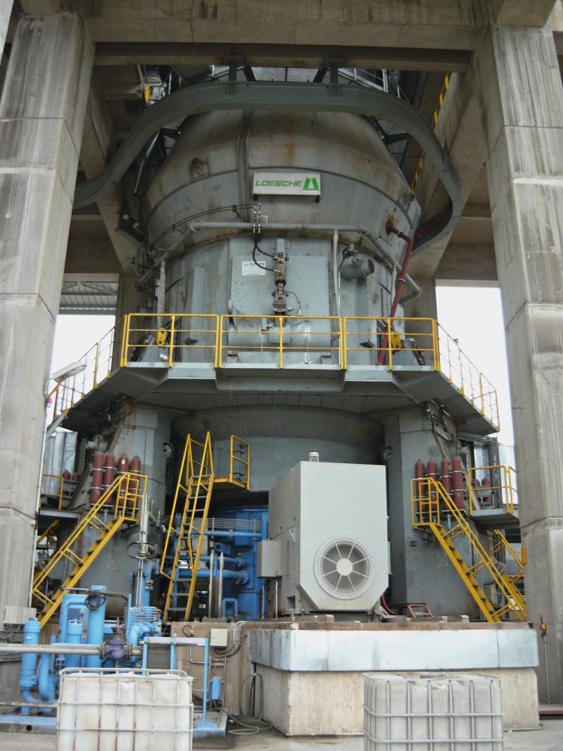 Roller Mill Cement Balls : Loesche supplies another vertical roller mill to adana