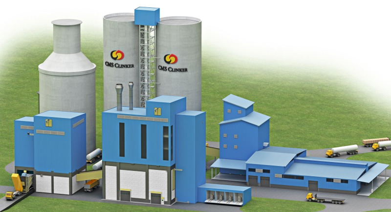 Cement Plant Grinding : Official launch of east malaysia s first ­integrated