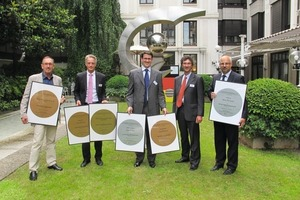 """<div class=""""bildtext_en"""">3 The winners of this year´s competition on occupational safety</div>"""