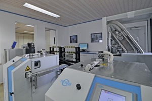 "<div class=""bildtext_en"">1 POLAB shuttle: one example for a state-of-the-art lab automation system</div>"