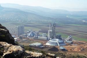 Ansicht des Zementwerks Maras von KCS<br />