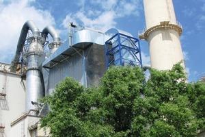Plant installation, Deuna Zement GmbH<br />
