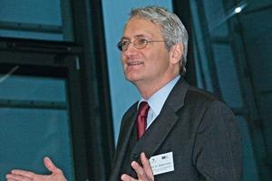 CCS wird in Deutschland kontrovers diskutiert, sagte Prof. Dr. Walter Frenz<br />