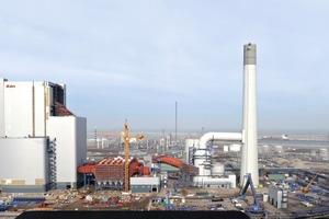 """<div class=""""bildtext_en"""">1 The E.ON most modern power plant """"MPP3"""" in Rotterdam-Maasvlakte/Netherlands</div>"""