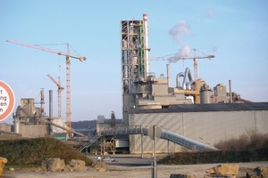 Lafarge Cement at Wössingen/Germany<br />