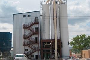 Eirich-Anlage in Albuquerque/USA<br />