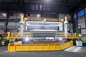 2 Machining equipment at Hattingen • Bearbeitungsmaschine am Standort Hattingen