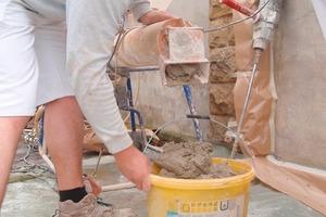"""<span class=""""bildunterschrift_hervorgehoben"""">7</span>The use of a mortar mixer in Poland<br />"""