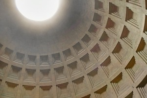 The Pantheon: Long-lasting concrete solutions<br />