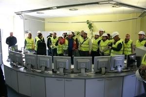 ONLINE+: Central control room • Zentraler Leitstand