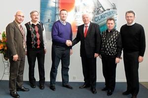 Neue Gipsbrennanlage für OOO Ural-Gips<br />