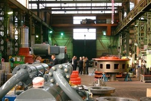 "<span class=""bildunterschrift_hervorgehoben"">4</span>	Parts of the new mill, in addition to the proven MPS mill equipment, ready for dispatch<br />"