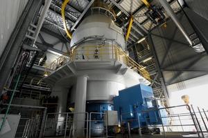 """<div class=""""bildtext_en"""">Similar mill type Loesche cement mill LM 46.2+2, Duisburg/Germany</div>"""