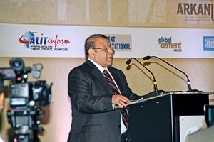 Hassan Rateb setzte sich für die Prozessoptimierung durch Forschung ein