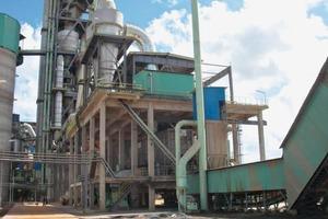 Eta – Kühler bei Twiga Cement/Tansania