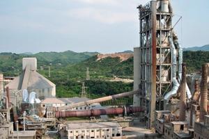 """<span class=""""bildunterschrift_hervorgehoben"""">14</span>WHR system at Anhui Conch's Ningguo cement plant"""