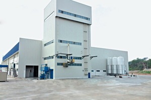 """<div class=""""bildtext_en"""">The new dry building material mixing plant inMalaysia</div>"""