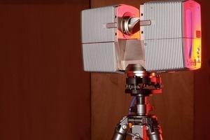 "<span class=""bildunterschrift_hervorgehoben"">1</span>The new 3D laser scanner"