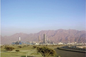 "<span class=""bildunterschrift_hervorgehoben"">15</span>	Production plant of Fujairah Cement"