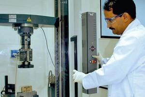 Practical test at the Technical Center Dubai<br />