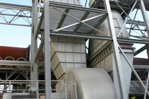 ONLINE+: Waste air fan of the cooler • Kühler Abluftventilator