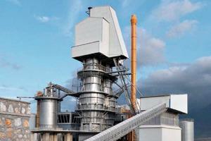 """<div class=""""bildunterschrift_en"""">Karadeniz' first 420 t/d Maerz kiln</div>"""