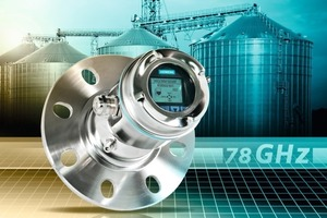 New level transmitter with non-contact FMCW technology<br />