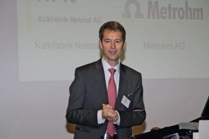 Dr. Hubert Motzet begrüßte die Teilnehmer<br />